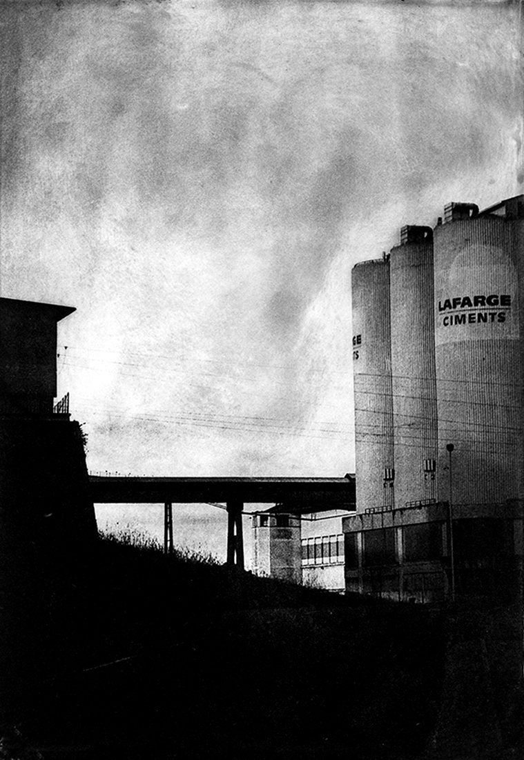 usine lafarge ciment