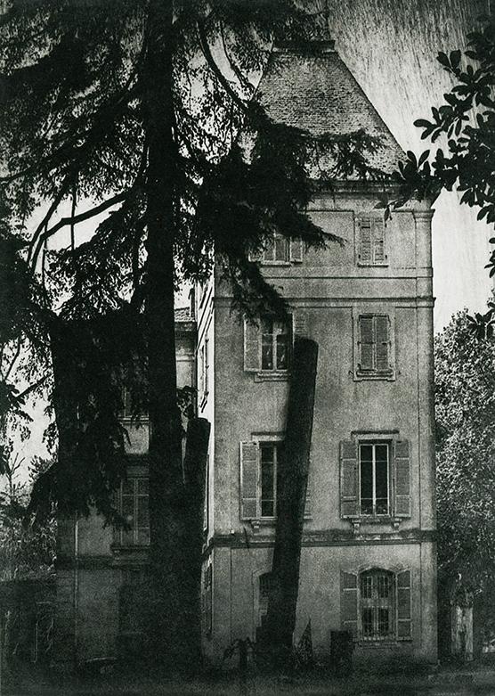 fondation Lafarge chateau verchaux